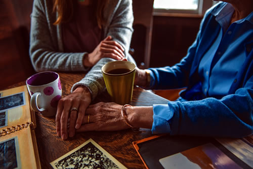 Taking care of those that take care of older adults